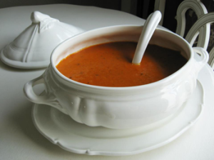 Heirloom Tomato soup 2 - Blog resize